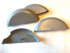 Plastikabdeckung für Hobby Dachreling