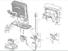 Ersatzteile S 3002 50mbar (06/1999-07/2004)